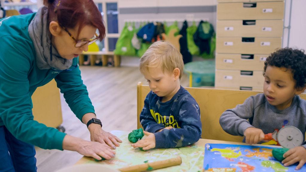 Kinderdagverblijf Rotterdam